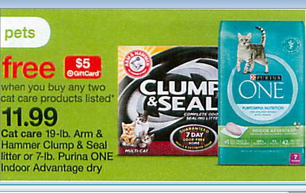 image relating to Purina One Printable Coupon titled Contemporary Stack upon Purina One particular Cat Meals + Present Card Offer