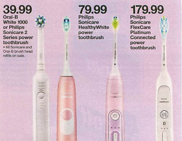 New 10 1 Sonicare Toothbrush Coupon Nice Deal