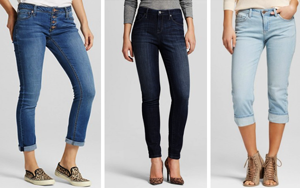 00d6f5d90995c Now thru Saturday only (9/2), you can get an extra 20% Off Women's Denim  Jeans both in stores and online at Target.com. It is valid on sizes reg,  plus, ...