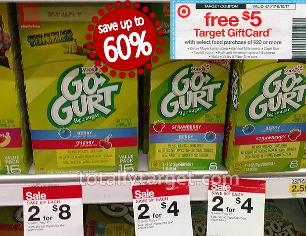 Save Up to 60% on Yoplait Yogurt, Go