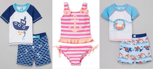 a6e5e94c74a Zulily: Baby, Toddler & Kids Swim Wear Up to 75% Off - TotallyTarget.com