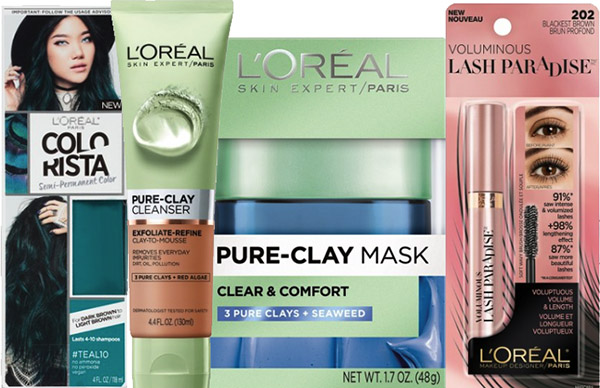 picture regarding Loreal Printable Coupons called Conserve Up In the direction of $3 Upon LOreal With Printable Discount codes