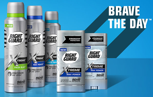picture about Right Guard Printable Coupon referred to as Above $15 Within Printable Discount codes For Deodorant Human body Clean