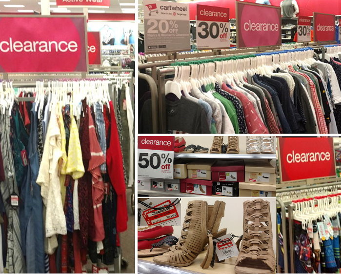 e26b7dac0cd If you prefer to shop in stores then just load this 20% Off Clearance  Apparel Target Cartwheel Offer