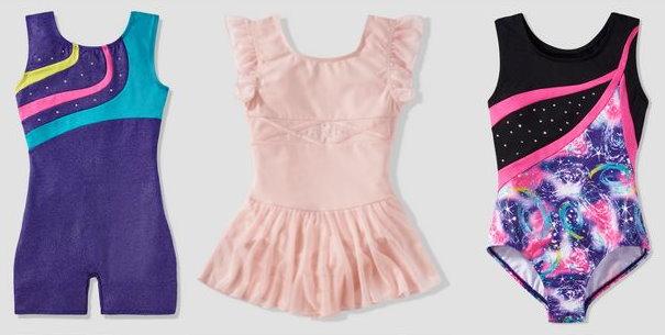 942f764a867a Target  Extra 20% Off Girls  Gymnastics   Dancewear