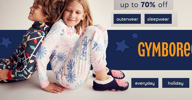 cb0f667a9d1c Zulily  Big Gymboree Blowout Sale Up To 70% Off