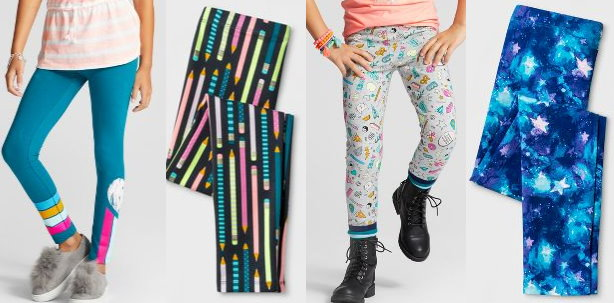 af8a7de08d4b0 This week thru 8/19, you can get an extra 20% Off Girls' Cat & Jack Leggings  in sizes 4-16 both in stores and online at Target.com.