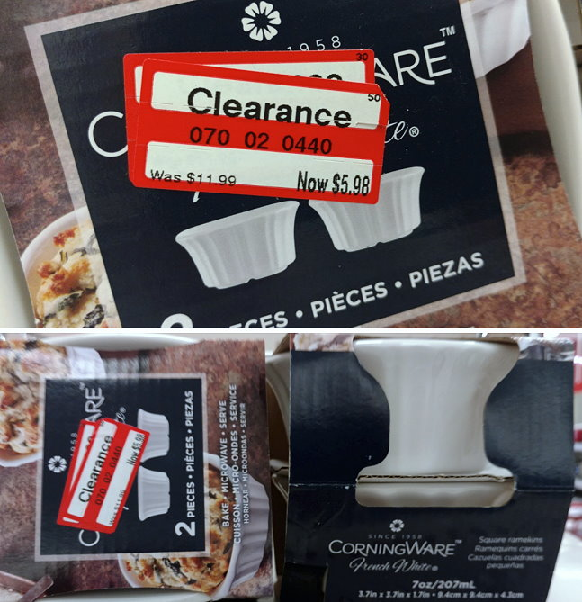HOME-corningware