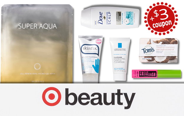 November target beauty box