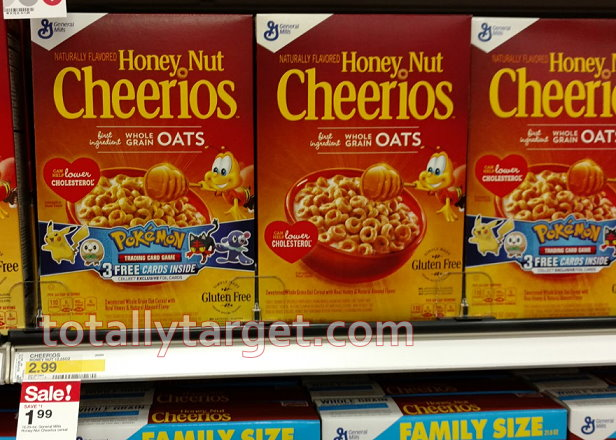 New target sale on general mills cereals cheerios lucky charms keep an eye out at your stores for a new long term sale on select general mills cereals for 199 thru 1111 we have coupons to use to make for savings of ccuart Image collections