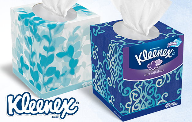 graphic about Kleenex Printable Coupon known as Kleenex