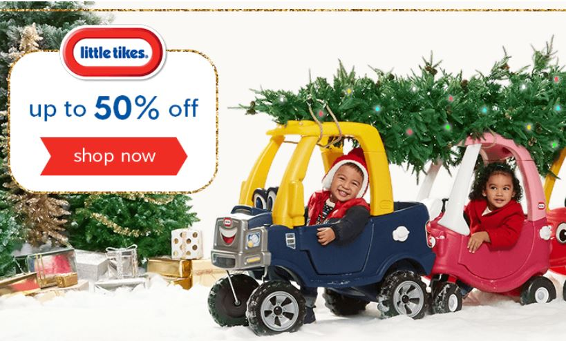 today zulily starts a new sale on little tikes toys featuring popular toys big and small choose from ride ons building sets and other baby gear like