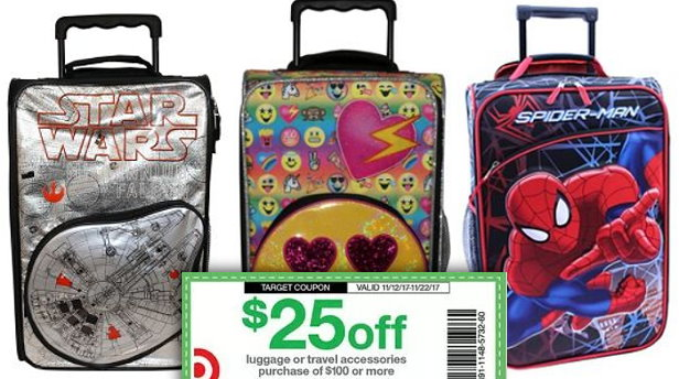 6f023c1c1ba4 Even better if you need additional luggage for yourself or have several kids  to buy for