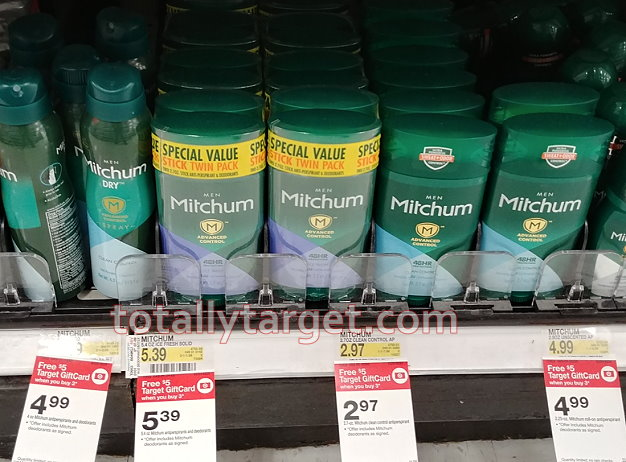 picture about Mitchum Printable Coupon titled Help save Earlier mentioned 50% Upon Mitchum Deodorant At Concentrate No Discount coupons