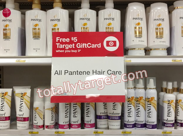 picture about Printable Pantene Coupons $5 3 identified as Fresh $2/2 Pantene Coupon + No cost $5 Present Card wyb 3