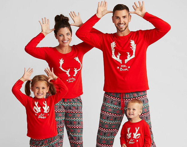 Extra 20% Off PJs For The Family In Stores   Online  3c289eee0