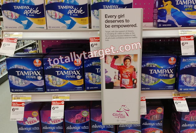 New Tampax & Always Coupons to Save Over 50% - TotallyTarget com