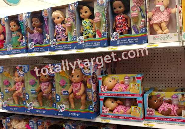 Extra 25 Off Baby Alive Dolls Amp Accessories At Target