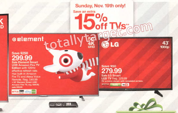 Save Big On TVs At Target With Upcoming Sales Plus An Extra
