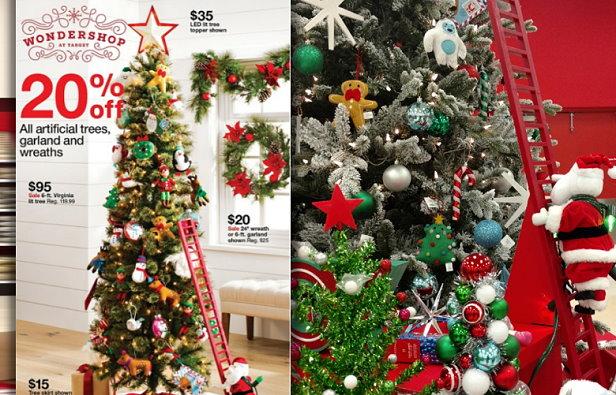 Target Wondershop Sale on Christmas