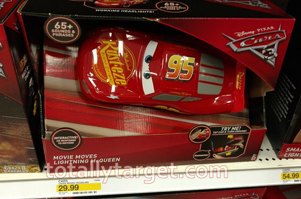 Save Up To 65 On Disney Cars 3 Toys At Target Totallytarget Com
