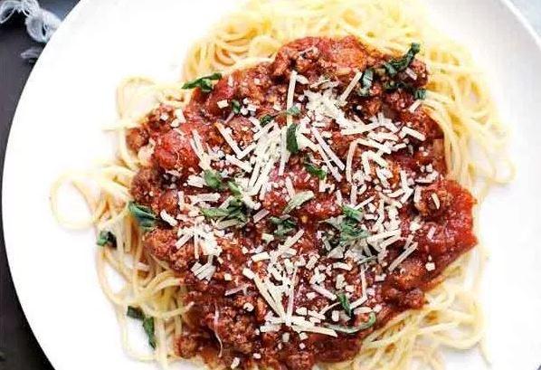 Saturday Recipe: Easy Instant Pot Spaghetti Sauce - TotallyTarget.com