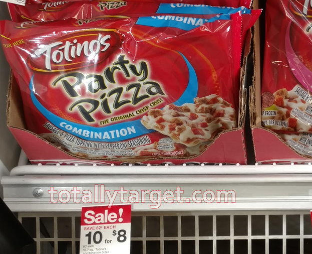Totino S Pizzas Only 80 At Target No Coupons Needed Great Deals