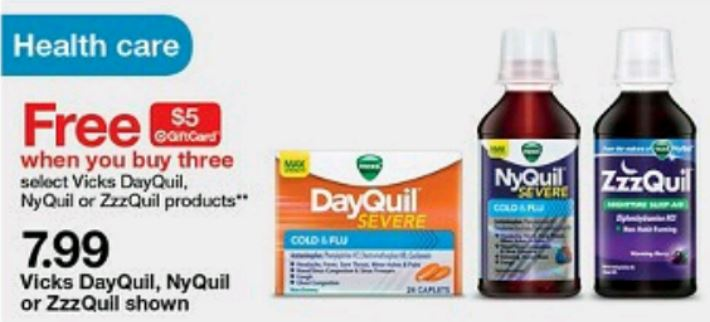 photograph about Nyquil Coupons Printable named Vicks