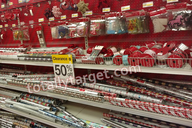 xmasclearance wrap - Target Christmas Clearance Schedule