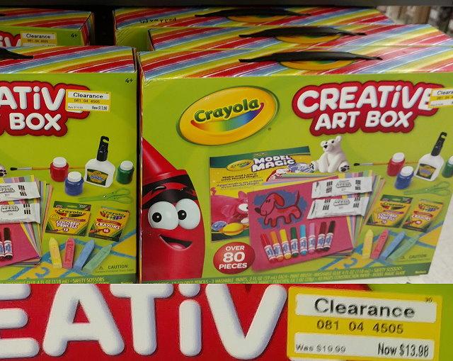 STATIONERY-crayola