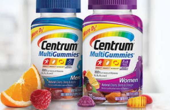 image about Centrum Coupon Printable called Fresh $4/1 Centrum Vitamins and minerals Coupon- Help you save Up toward 50