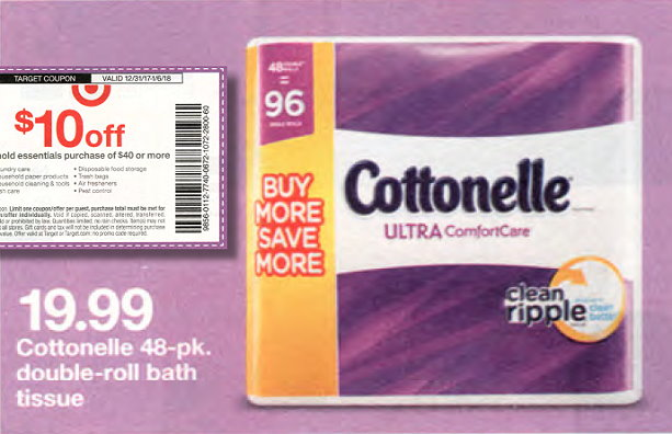 photo about Cottonelle $1 Printable Coupon referred to as Fresh $1/1 Cottonelle Coupon + Stack Inventory-Up Package