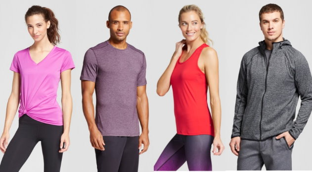 c8c530b98115 Thru February 19th, Target is offering up a nice discount of 20% Off C9  Apparel for Men & Women both in stores and online at Target.com.