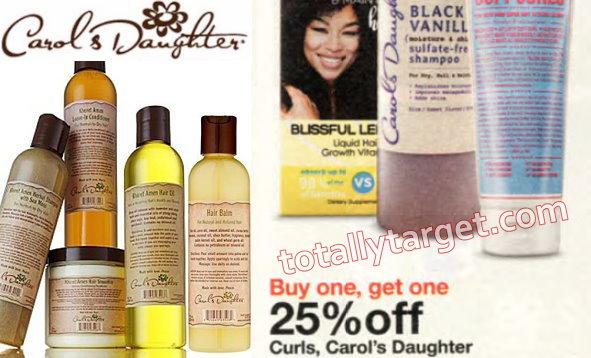 graphic regarding Carol's Daughter Printable Coupons named $3/1 Carols Daughter Hair Treatment Printable Coupon + Rebate