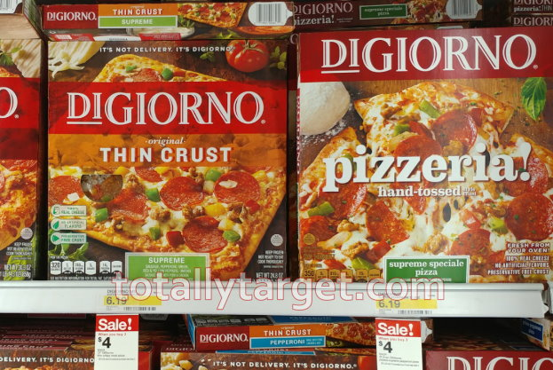 Great Deals On Digiorno Frozen Pizza Today Only Other Last Minute Super Bowl Deals On Soda More Totallytarget Com