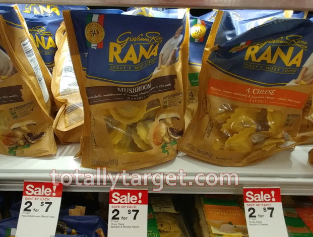 Save Close to 50% on Giovanni Rana Pasta & Sauce