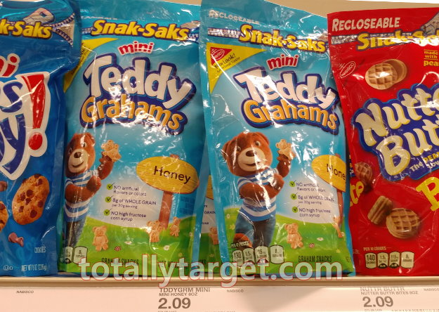 nabisco snak saks as low as 54 with new stack totallytarget com