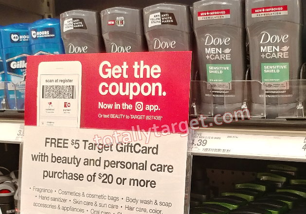03a923326f5 DEAL IDEA  Buy 2 Dove Men + Care Deodorant ( 4.39)   2 Dove Foaming Body  Wash for Men ( 5.99)    20.76 -FREE  5 gift card wyb  20+ personal care  in-ad ...