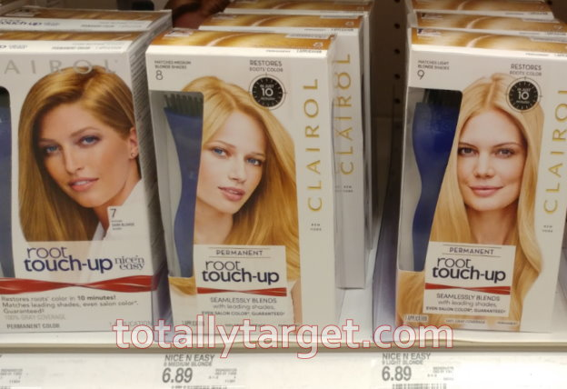 Clairol Natural Instincts Hair Color Only 149 At Target