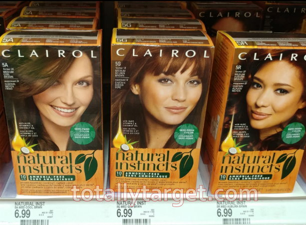 There S A Nice New High Value Printable Coupon Available To Save 3 50 Off One 1 Box Of Clairol Natural Instincts Hair Color