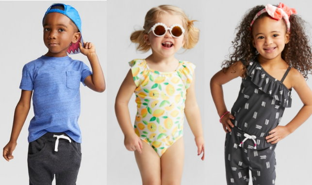 0cc5a75acb Not only are kids & baby swim & sandals included, all kids clothing is also  on this special B1G1 60% Off sale thru 4/14. Choose from Baby, toddler, ...
