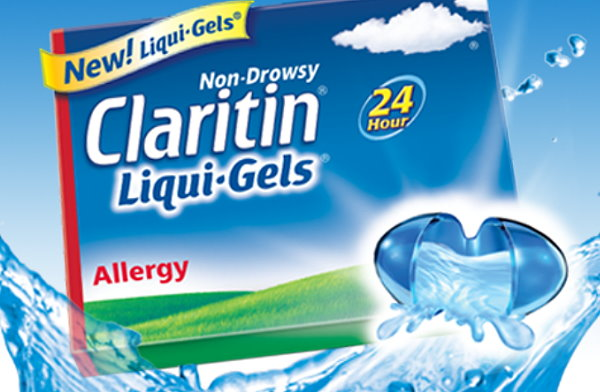 Save on Claritin and Flonase