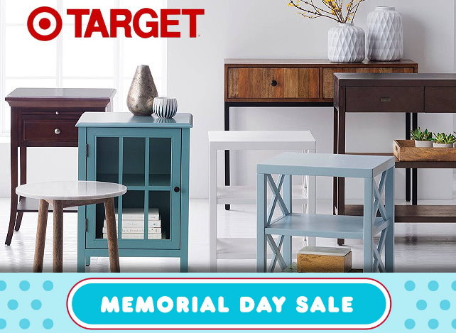 Target Furniture Sale Up To 30 Off Extra 15 Off Totallytarget Com