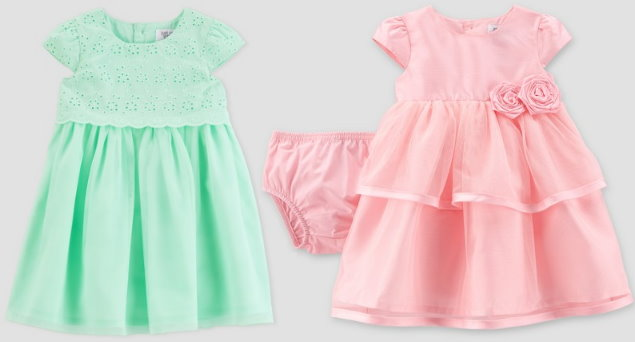 3973dca77 Right now Target.com is offering up some nice clearance deals on Just One  You baby & toddler items including 50% off several different dressy dresses  for ...