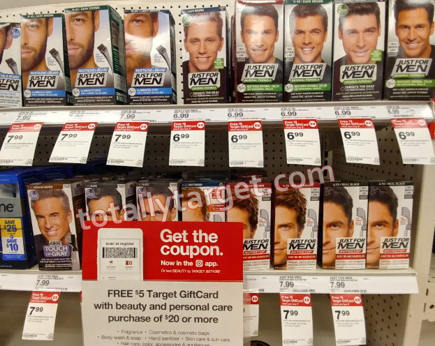 photo relating to Just for Men Printable Coupon known as Refreshing Double Dip Upon Simply For Guys Towards Preserve Previously mentioned 75