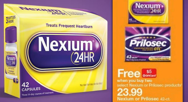 picture regarding Nexium Printable Coupon called $7.00 inside Fresh Printable Coupon codes towards Preserve upon Nexium