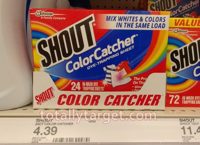 New Triple Stack On Shout Color Catcher At Target | TotallyTarget.com