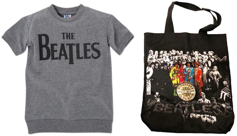 51367535 50% Off Junk Food Clothing - The Beatles & More - TotallyTarget.com