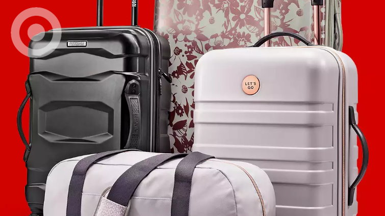 20% Off All Luggage At Target In Stores   Online  41be13fd7ccb