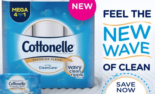 graphic regarding Cottonelle Coupons Printable named Fresh new Printable Discount coupons toward Preserve upon Cottonelle Tub Tissue